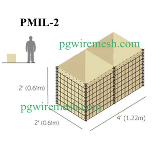 Bastion Barrier PMIL 2