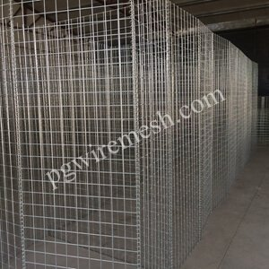 China manufacturer of Military Bastion same as Hesco barriers