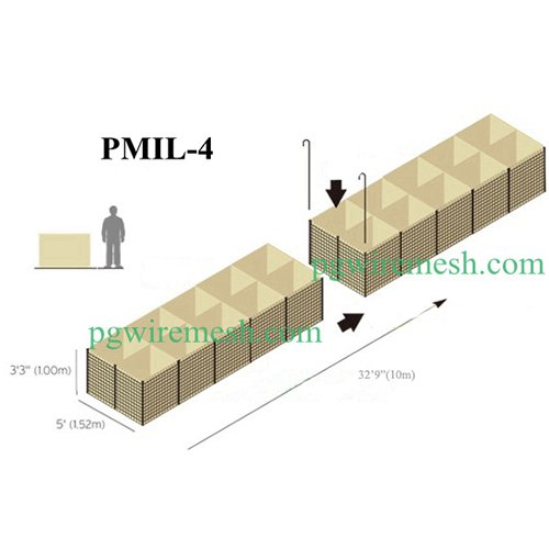 Bastion Barrier PMIL 4