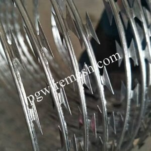 Concertina Razor Wire China Manufacturer