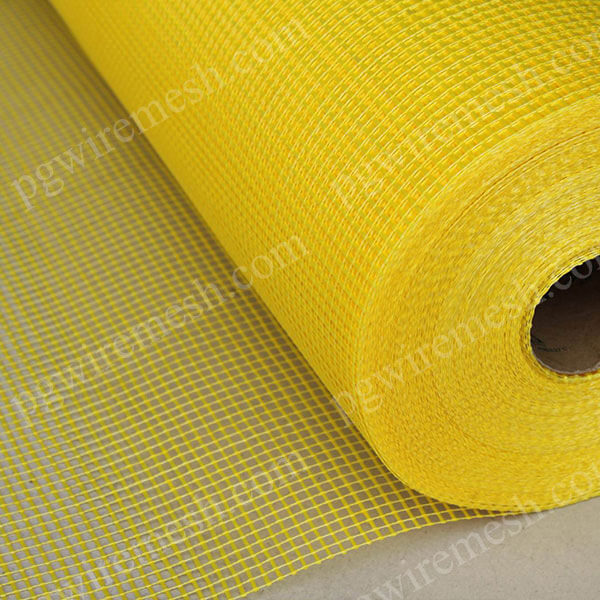 EIFS Fiberglass Gridding Cloth for Waterproofing and Heat Insulating China Factory