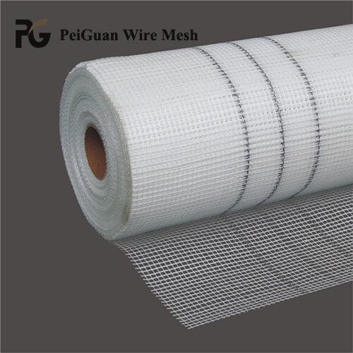 Alkali Resistant Plaster Fiberglass Mesh Siva Filesi for