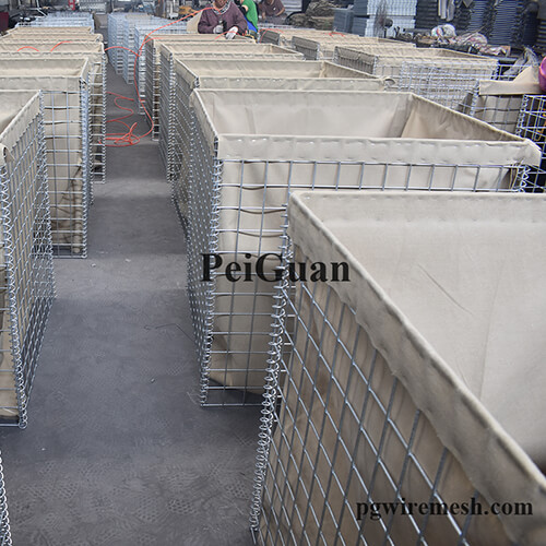 Military Barrier Hesco Barrier Fencing for Sale