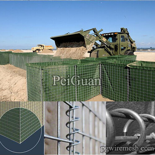 Bastion Barrier PMIL 9