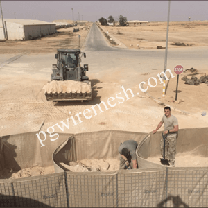 MIL 7 Military Defensive Barriers System China Factory